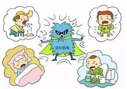 诺亚舟聚焦:诺如病毒高发季,家长老师需警惕!图片